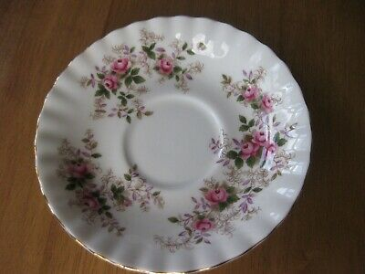 Royal Albert Lavender Rose Saucer  -  First Quality