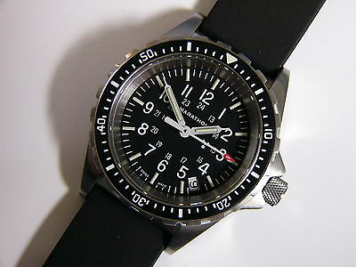 36mm Marathon Medium Diver - Swiss Made 300m - Collectible Serial Number 002