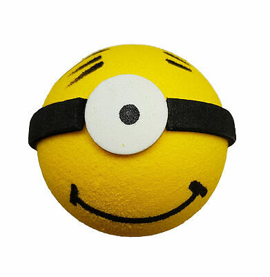 UK CAR AERIAL Antenna Topper Minions Yellow Vehicle Locator Finder Park