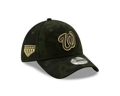 Washington Nationals New Era 2019 MLB Armed Forces Day 39THIRTY Flex Hat