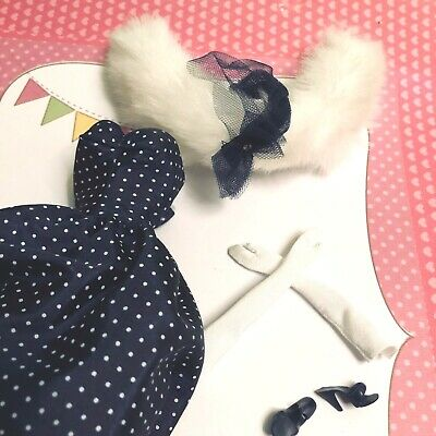 Barbie Vintage Repro   GAY PARISIENNE  FASHION ONY  Near Complete  REPRODUCTION