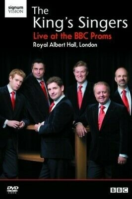 The King's Singers - Live at the BBC Proms [DVD] [2008] - DVD  GYVG The Cheap