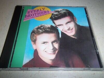 "The Everly Brothers ""Cadence Classics, Their 20 Greatest Hits"", CD"