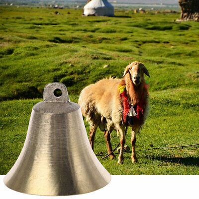 Cattle Cow Horse Sheep Grazing Alloy Bell Farm Animal Dog Anti-Lost Loud Bell