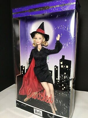 "2001 MATTEL Barbie Doll ""As SAMANTHA from BEWITCHED"" Collector Edition - NRFB"