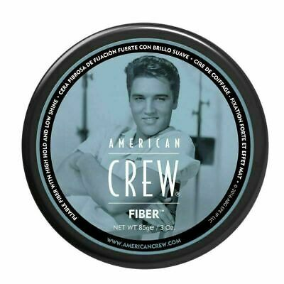 American Crew FIBER 85g tubs Genuine AmericanCrew Limited Elvis Edition