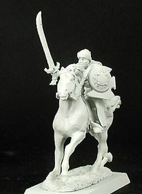 WARLORD REAPER figurine miniature rpg jdr knight horse 14258 1 x COUNT LORENTH