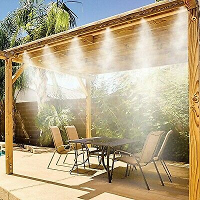 Terrace Mist 7.5m with 4 Brass Nozzles