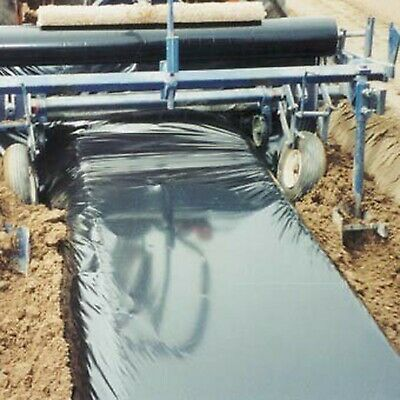 Nutley's 20 x 1.5 m Biodegradeable Weed Control Mulch Film