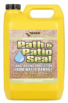 Everbuild EVBPAT5 405 Path &Patio Seal Path and Patio, Clear, 5Ltr 1