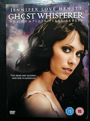Ghost Whisperer The Complete First Series DVD