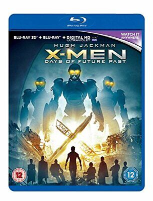 X-Men: Days Of Future Past [Blu-ray] [2017] -  CD 1ALN The Fast Free Shipping