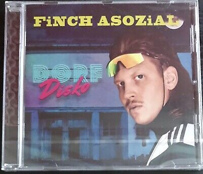 Finch Asozial - Dorfdisko [CD]
