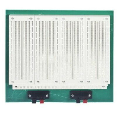 1X(4 In 1 700 Position Point SYB-500 Tiepoint PCB Solderless Bread Board Br 8X2)