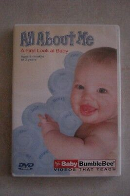 - All About Me Dvd [Baby Bumble Bee ] Brand New [Region 4] Oz Seller