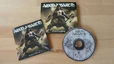 CD - Amon Amarth - Berserker - 19075920522