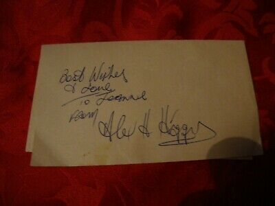 Alex Higgins genuine handsigned autograph on betting slip.