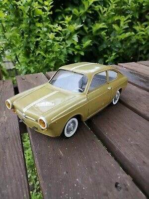 Rico Spain Abarth  Fiat 850 R26 Coupe Blechspielzeug