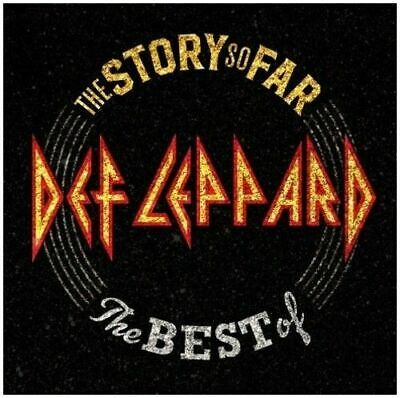 The Story So Far The Best of Def Leppard (2018) by Def Leppard