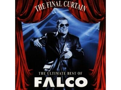 The Final Curtain -- The Ultimate Best Of [Audio CD] Falco - AKZEPTABEL