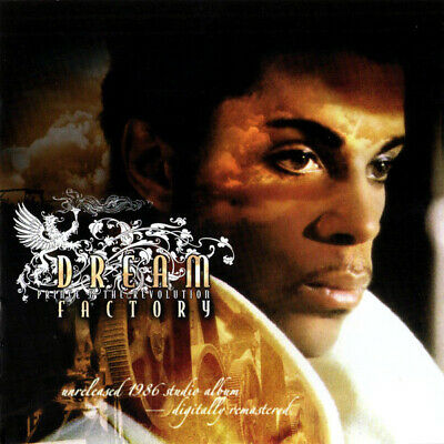 Prince Dream Factory Remastered Edition CD