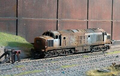 Toys, Hobbies Oo Scale Lima Class 37 Diesel Locomotive Transrail 37401 Mary Queen Of Scots Boxed High Quality Materials