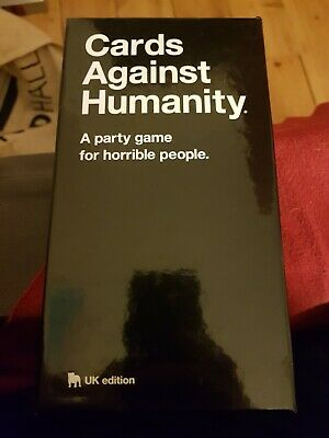 Cards Against Humanity UK Edition USED