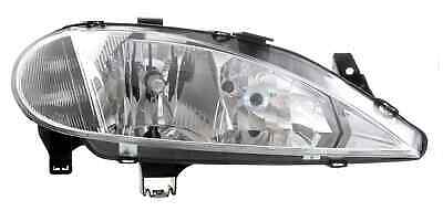 Phare Renault Megane 1 Phase 2 03/1999 A 08/2003 Passager Droit H1 H7