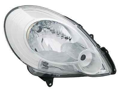 Phare Renault Kangoo 2 02/2008 A 07/2013 Passager Droit Chrome H4
