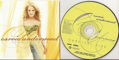 Carnival Ride Carrie Underwood (CD, Oct-2007, Arista) U.S. Issue Disc Only!