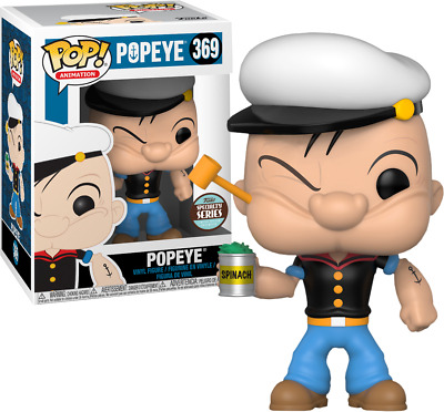 Funko Pop! Popeye - Popeye (Specialty Series) #369 Exclusive