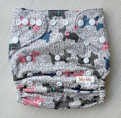 Baby Cloth Diaper  Washable Reusable Pocket Best Nappy diaper cover H06
