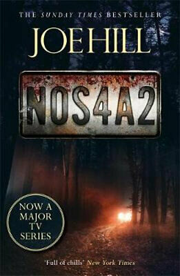 NEW NOS4A2 By Joe Hill Paperback Free Shipping