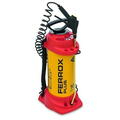 MESTO sprayer Ferrox Plus HD 10L, oil resistant, yellow