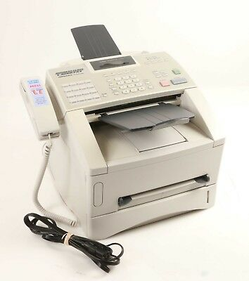 Brother IntelliFax 4100e FULLY TESTED A-1 Condition Page Count 11,545