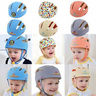 AU STOCK Baby Safety Helmet headguard, Baby Hats, cap No Baby No Bumps Ul