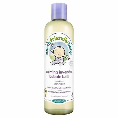 Earth Friendly Baby Calming Lavender Bubble Bath Gift Brand New