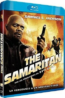 Blu Ray  //  THE SAMARITAN  //  Samuel Lee Jackson / NEUF cellophané