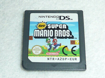 Nintendo DS Spiel : New Super Mario Bros.