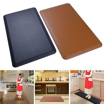 Anti-Fatigue Mat Indoor Standing Kitchen Rug Water-Resistant Cushion Floor Mat