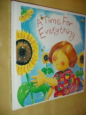 A Time for Everything by Poole, Susie Hardback Book The Fast Free Shipping