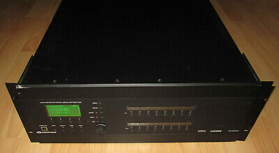 Crestron DM-MD8x8 DigitalMedia Switch Matrix HDMI HDBase-T DVI SDI