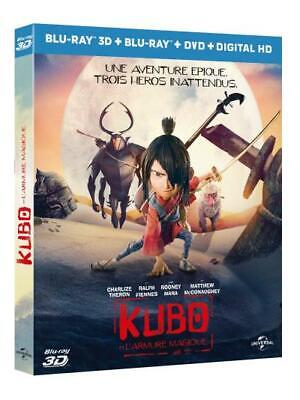 Kubo (French import 3D blu-ray)