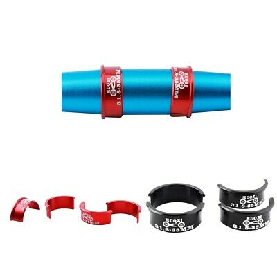 Bicycle Handlebar Shim Stem Reducer Adapter For 31.8mm To 35mm AC-a002 Accessory