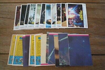 Topps Battlestar Galactica Cards from 1978 - VGC! - Pick The Cards You Need!
