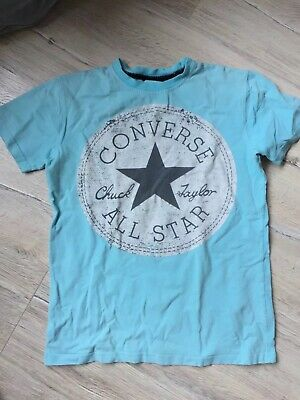 CONVERSE Tolles T-Shirt in Gr. 164 in gutem Zustand