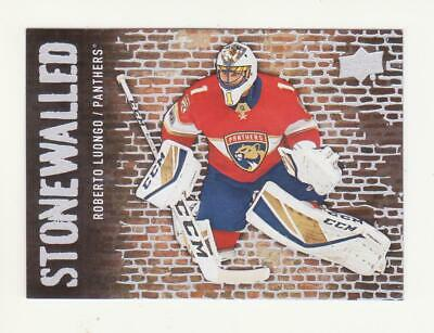 2018-19 UD Series 1 - Stonewalled - Finish Your Set (18-19) # SW-1 to SW-25