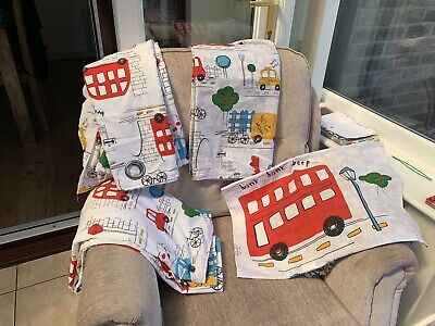 Toddler bedding set With Curtains