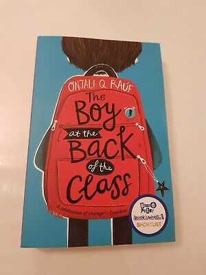 The Boy At the Back of the Class by Rauf, Onjali Q., NEW Book