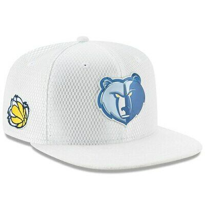 finest selection f290f 98a05 Memphis Grizzlies New Era 2017 Official On-Court Collection 9FIFTY Snapback  Hat
